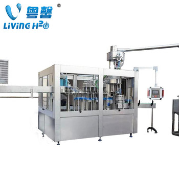 automatic packing and filling machine