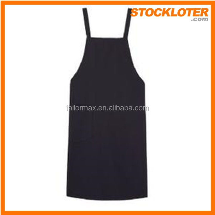 Promotion Cheap Polyester Apron Liquidation 90000pcs Stock Lot 130206