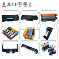 Printer Consumables For HP 12A 35A 78A 85A 05A Laser Cartridges , over 5000 models Printer consumable from 24 years factory!