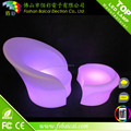 lluminated color changing outdoor Led sofa &LED pedal