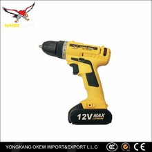 12v Compact low price China Made 14.2kg power craft cordless drill battery