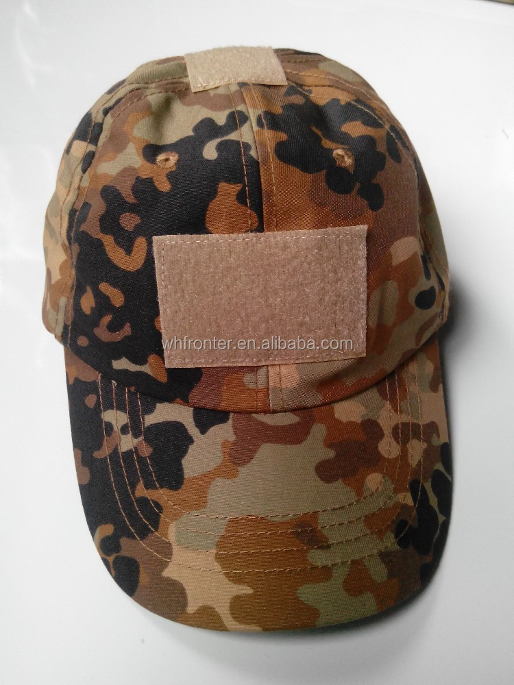 Wholesale Cheap German Desert Spot Camouflage Mlilitary Baseball Hats