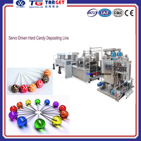 High Quality Lollipop candy macking machine for factory Used