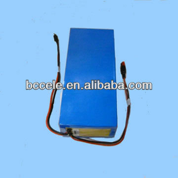 Small size 24v lithium 20ah rechargeable e bike battery