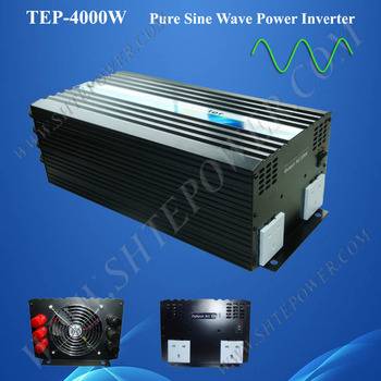 dc 48V to ac 220v pure sine wave Communication Power Inverter 4000W