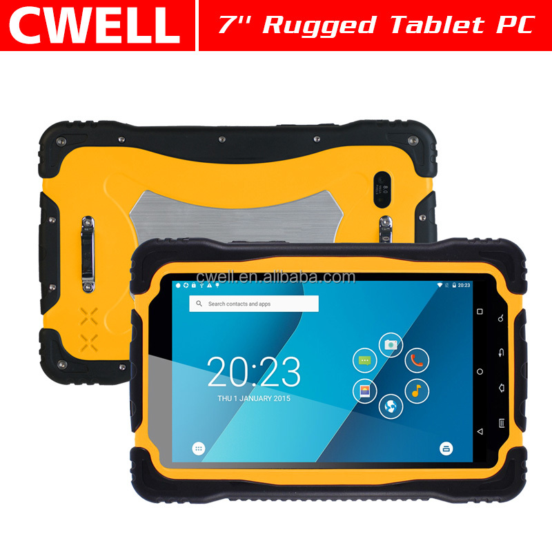 7 Inch 4G Lte Rugged <strong>Tablet</strong>