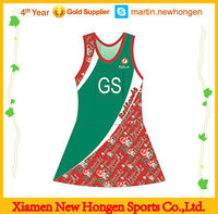 100%Polyester dry fit girl`s netball skirts