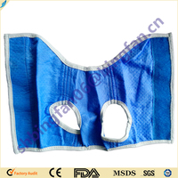Gel Customized Size Pet Cooling Vest/PVA Material Cooling Pet Clothes