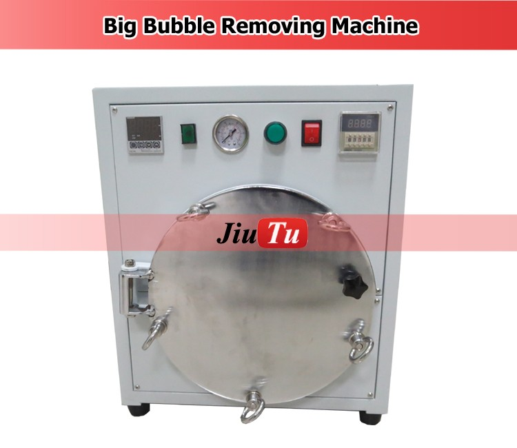 LCD Glass Replacement Bubble Remove Machine For iPhone Tablet Touch Screen Repair