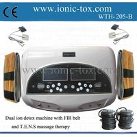 natural detox and cleanse foot ion detox machine WTH-205-B