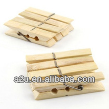 top grade wooden laundry clothes peg
