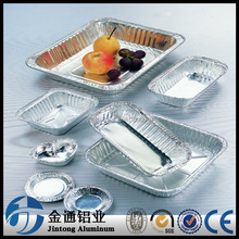 aluminum foil container manufacturer/foil food container for baking