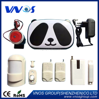 Smart home alarm,intelligent gsm alarm system,wireless auto dial home security alarm system