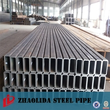 steel tubes ! square / rectangular hollow shape structural pipe aluminum square hollow tube
