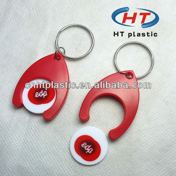 HTW101 plastic squeeze coin holder