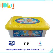 Widely use eco-friendly soft touch baby wipe plastic travel wipe case