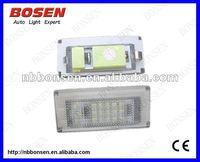MINI COOPER R50,R52,R53 led number plate light