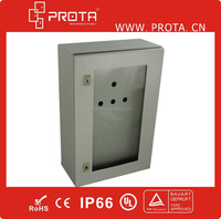 Metal Enclosures W/T inner door & plexiglass door