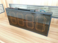 Asram Cheap digital LED football scoreboard used