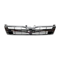 NITOYO BODY PARTS 53111-26420 200/3-inch Chromed Front Grill Used For Toyota Hiace 2010/Broad 1880