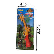 Cheap Price Plastic Military Dart Gun and Blow Dart Toy Pistol For Kids