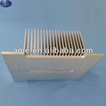 Aluminium heat sink manufacturer components for led lamp