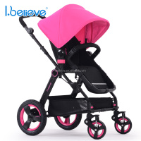 2016 Ibelieve most stable good baby stroller baby carriage