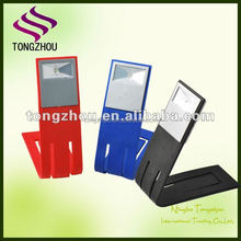 LED book light,flexible LED bookmark light, LED reading light