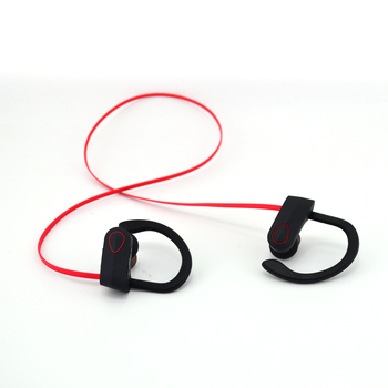 BT 4.1 sports earphone bluetooth, long music time wireless ear phone, phone calling sport bluetooth earphone