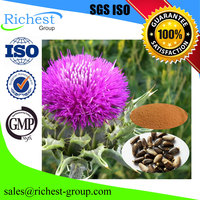 Factory Offer Water Soluble Milk Thistle Extract