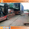 Hot Sale 10 Ton CE-approved Forklift Mobile Hydraulic mobile dock ramp for container truck