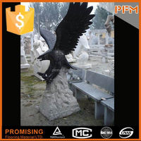 new design granite garden dolphine statue