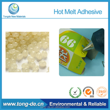 Good for cartons and bag used hot melt top quality SBS adhesive