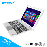 10inch Quad core windows8 tablet pc with keyboard and sim card