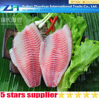 New arrival frozen tilapia fillet on sale red tilapia fish
