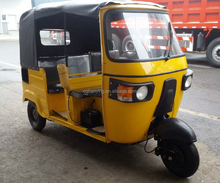Electric And Petrol Engine Power Auto Rickshaw (Model: BJ200ZH-2H)