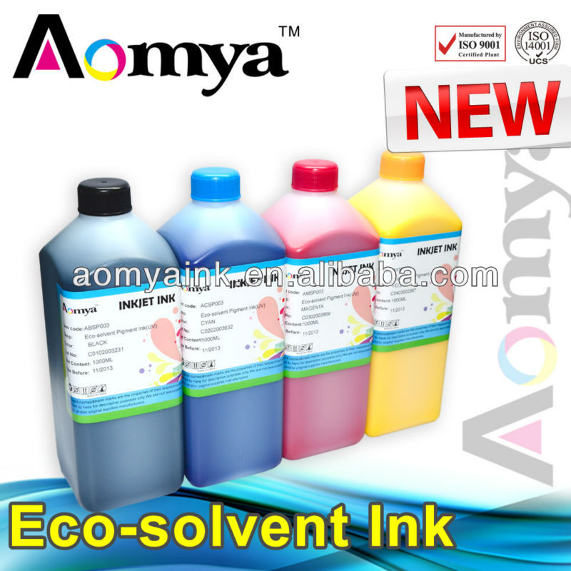 Balloons printing ink with high color performance