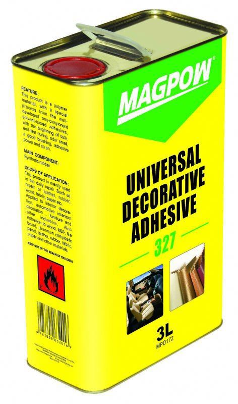 SBS Based Adhesive for decoration