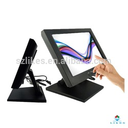 4 wire resistive touch screen