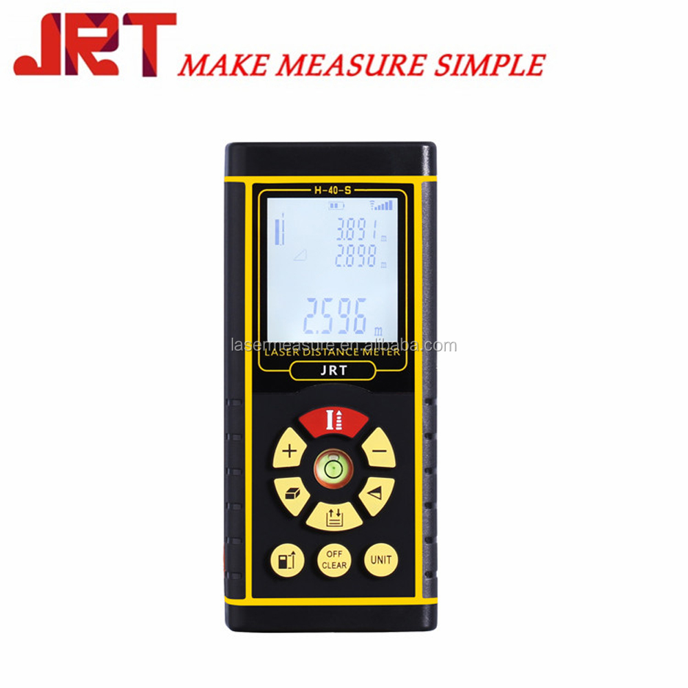 Outdoor Handheld Digital laser distance Volume measuring instrument device