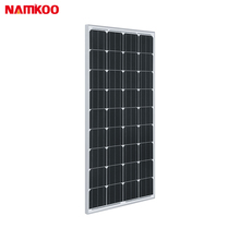 foshan factory cheap price high quality 135w for home use mono solar panel
