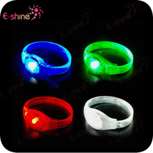 LED Voice Control Bracelet With The Music LED Bracelet Glowing In The Dark Sound Led Bracelet Flashing Led