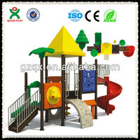 Europe popular cool design home playground equipment(QX-054C)/playground installers/games to play in the playground
