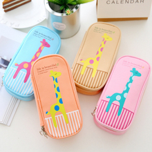 new fashion eco friendly custom wholesale canvas pencil case for school
