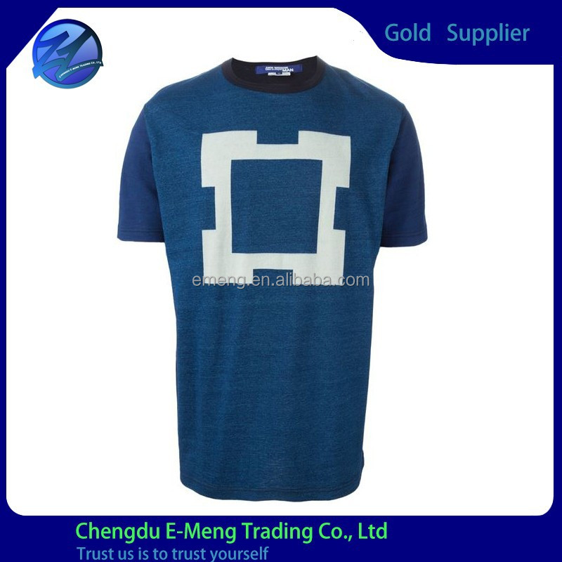 Polyester Sublimation Custom Cheap Dry Fit Mans T shirts of Crewneck Collar