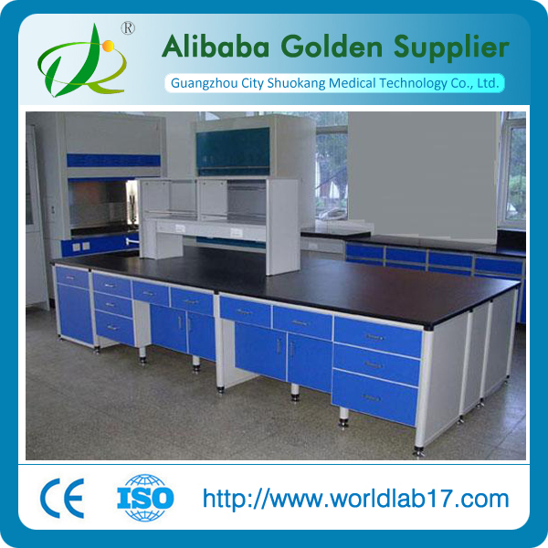 laboratory furniture Chinese supplier customizable furniture with competitive price