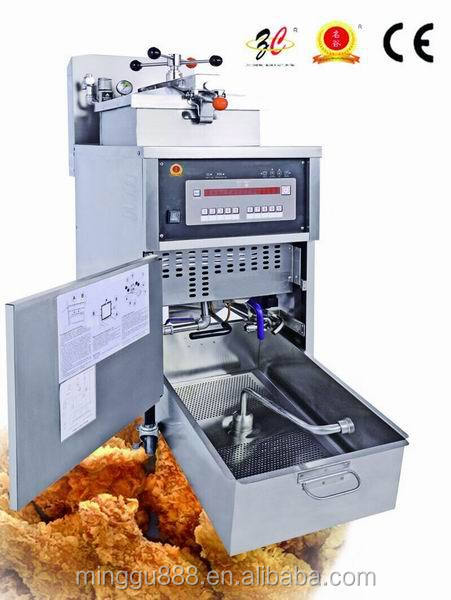 Best Electric Pressure Fryer Ever (CE Approved , Manufacturer)