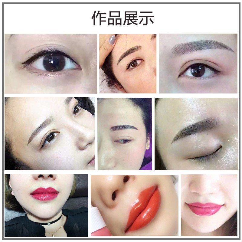 Microblading Eyebrow Manual Tattoo Blade Permanent Makeup Needle