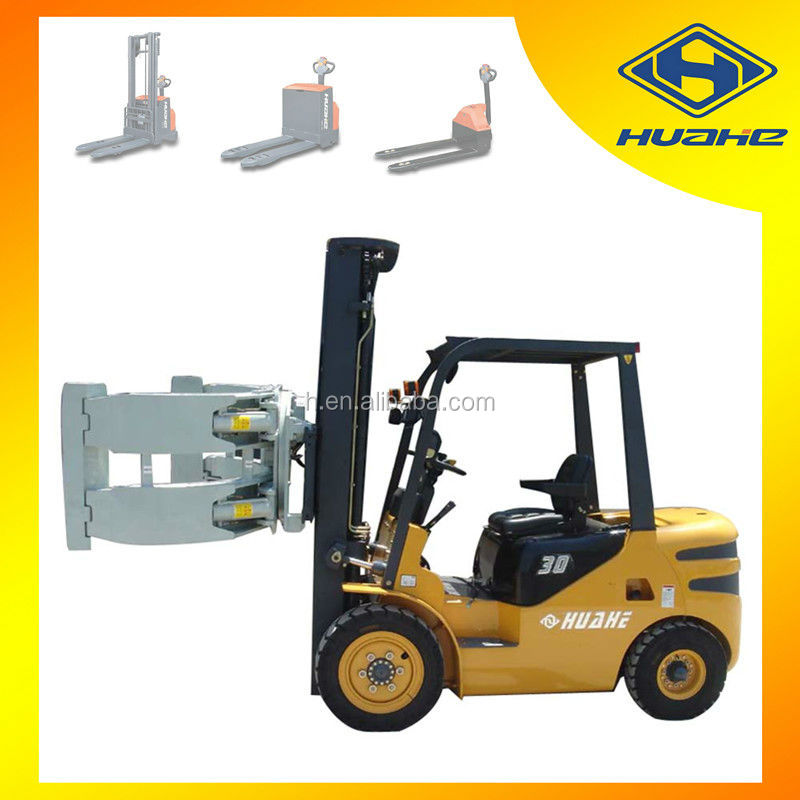 classified forklift 3Twith Chinese XINCHAI 490 engine
