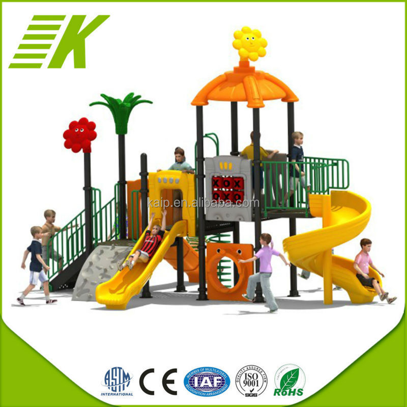 Kaip top used fiberglass playground equipment for sale
